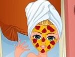 مكياج تنظيف الوجه